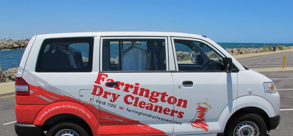 Pickup And Delivery by Farrington Dry Cleaners