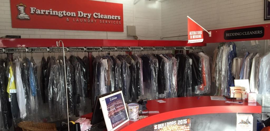 Farrington Dry Cleaners Fremantle
